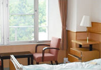 入院1人部屋